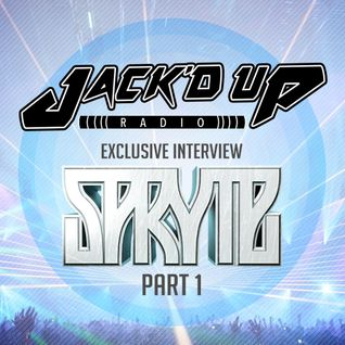 JACK'D UP RADIO EXCLUSIVE INTERVIEW W/ DJ SPRYTE (PART 1)