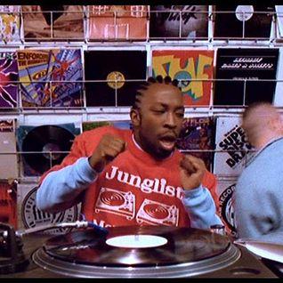 Dj Switch rollin' the Jungle Drumz Oct 2013