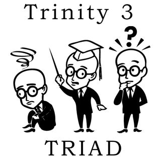 Trinity III by The Triad.