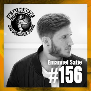 M.A.N.D.Y. presents Get Physical Radio #156 mixed by Emanuel Satie