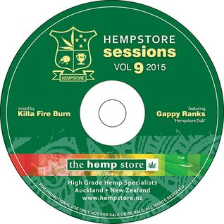 The Hempstore Sessions Vol. 9 (2015)
