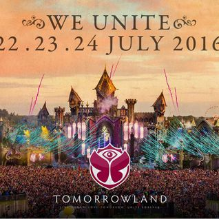 Gareth Emery @ Tomorrowland 2016 (Boom, Belgium) – 22.07.2016 [FREE DOWNLOAD]