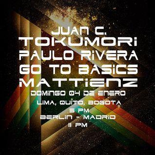 Juan C. Tokumori @ Wormhole-Radio-Sessions
