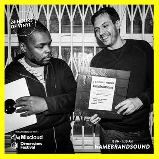 24 Hours of Vinyl (London Edition) - NAMEBRANDSOUND (IG Culture + Alex Phountzi)