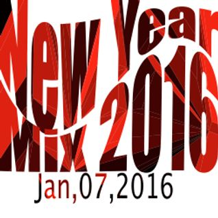 New Year Mix 2016