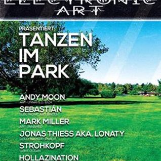 Andy Moon Club Session 39 - Live @ Tanzen im Park