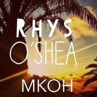 Rhys O'Shea live @ EC Radio 21-10