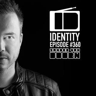 Sander van Doorn - Identity #360