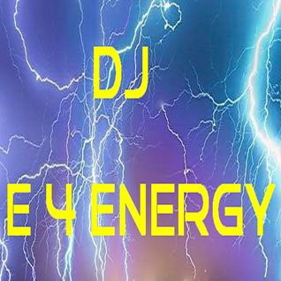 dj E 4 Energy - Deep House Live Mix 124 bpm August 2016