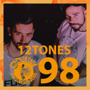 M.A.N.D.Y. pres Get Physical Radio #98 mixed by 12 Tones