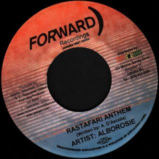 "Alborosie - Rastafari Anthem/ Version 7"" Forward single"