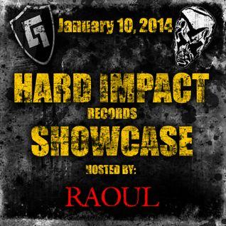 Raoul @ Gabber.fm [Hard Impact Records Showcase #01] Jan. 10, 2014