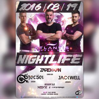 2016.08.19. - NIGHTLIFE - Atlantis Garden, Serbia - Friday