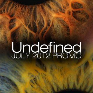 July 2012 Promo Mix