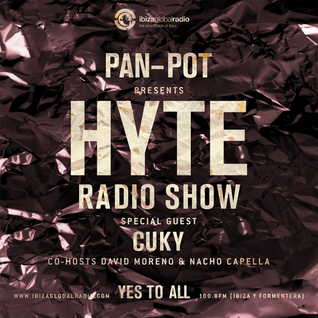 Pan-Pot - Hyte on Ibiza Global Radio Feat. Cuky - September 7