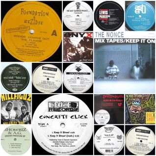 90's hiphop 12″  vol 1.(Sell-Action#276_2016.09.25)