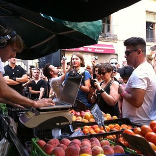 Richie Hawtin Live @ The Fruit Market,Sonar-Barcelona (16.06.11)