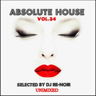 VA - ABSOLUTE HOUSE VOL.34 (UNIMIXED)