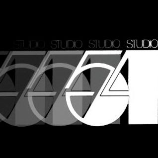 George Allen - Studio 54 (le nudiscotheque set 07/14)