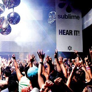 Cameron O'Shea Live @ Sublime, HOME Nightclub Sydney 26-05-2006