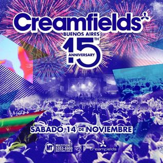 Solomun - live at Coocoon Heroes Stage, Creamfields 2015 (Buenos Aires) - 14-Nov-2015