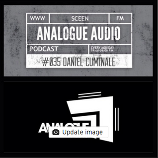 #035 Analogue Audio by Daniel Cuminale