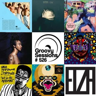 Groovy Sessions 526 2016- 05- 22