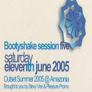 Bootyshake Session 5 The Mix