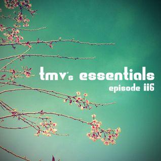 TMV's Essentials - Episode 116 (2011-03-28)