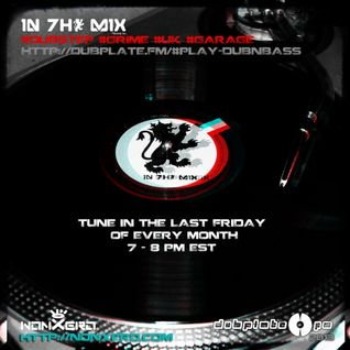 1N 7H3 M1X Radio/TV LIVE 20130329 with nonXero (Dubplate.fm)