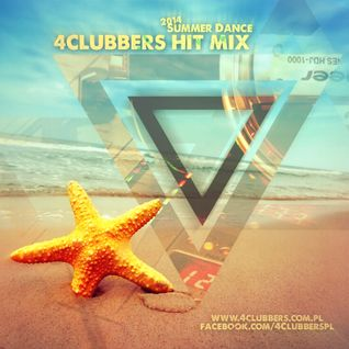 4Clubbers Summer Dance Hit Mix (2014)
