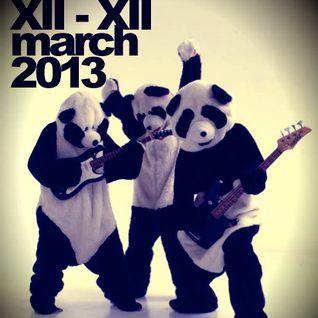 Max Cagliero - XII-XII March 2013 Promo Mix