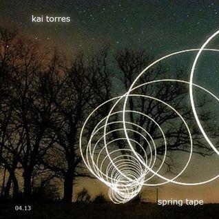 kai torres - spring tape  04.13