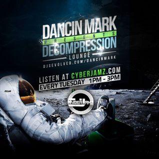 Decompression Lounge EP. 25 Live On CyberJamz Radio