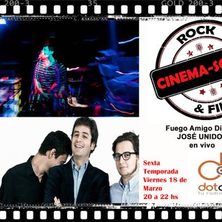 03x06 Bloque Fuego Amigo Discos con Juan Valente (José Unidos)