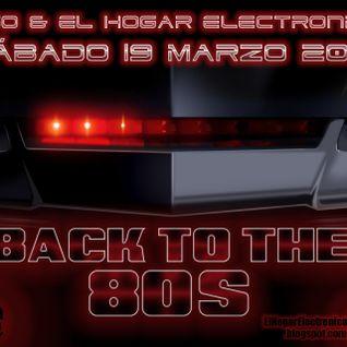 EL HOGAR ELECTRONICO DJ'S ''Back 2 The 80's'' @ EGO  (19-03-2011) Parte 2