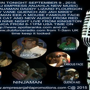DJ EMPRESS ANJAHLA ON AIR VARIOUS ARTISTS SEPT 9 2015.mp3