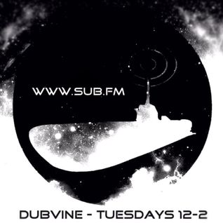Dubvine SubFM 30/3/13 Saturday Cover