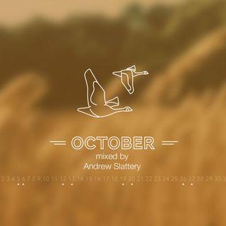 Andrew Slattery - October 2014