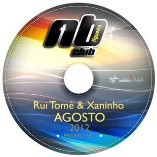 Xaninho e Rui Tomé NB Figueira 31 Agosto 2012