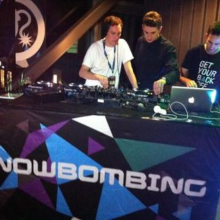 Ben Gomori - Snowbombing at ADE - 18th October 2012