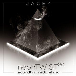 Jacey △ neonTwist 20 - soundtrip.gr radio show