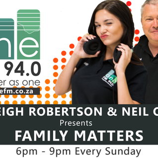 OneFM RJ86 Sexual & Physical abuse from the age of 2 on Family Matters - 2016-07-17