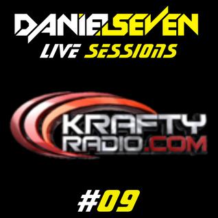 Daniel Seven Sessions @ Kraftyradio #09 (20.06.2015)