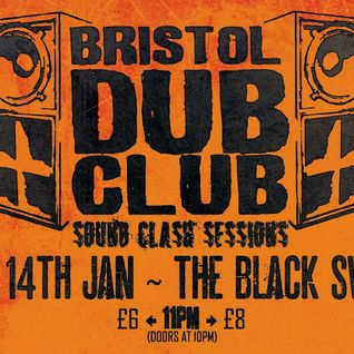 TMG @ Bristol Dub Club - 14th January 2012