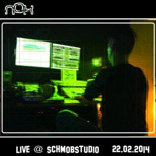 Nox - Live @ Schmob Studio [22.02.2014]
