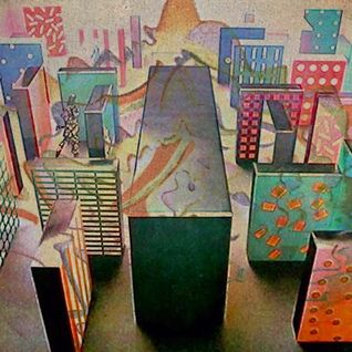 Thought Forms above the Instant City