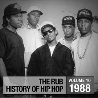 Hip-Hop History 1988 Mix