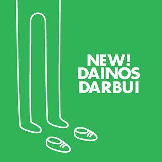 NEW! DAINOS DARBUI: ROKAS