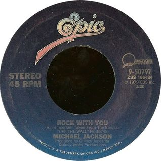 Michael Jackson - Rock With You (A Pied Piper 12 Inch Re-Mix WET)
